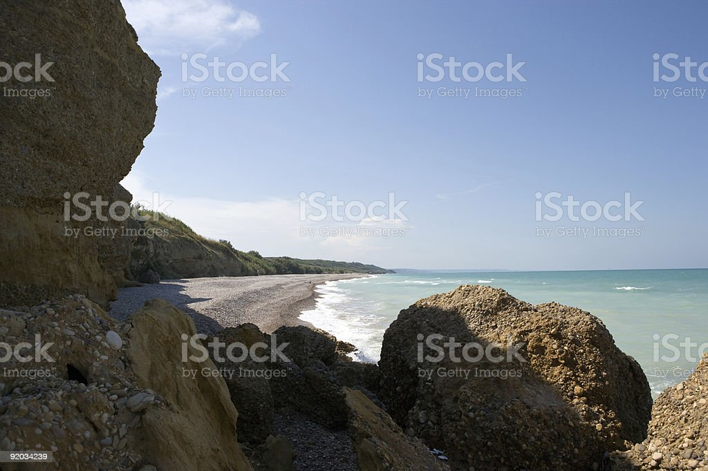 Vasto royalty-free stock photo