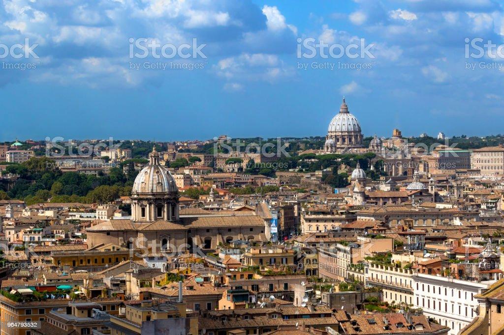 Vatican City Italy royalty-free stock photo