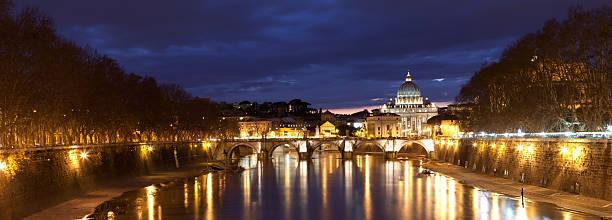 Vatikan-Panorama – Foto