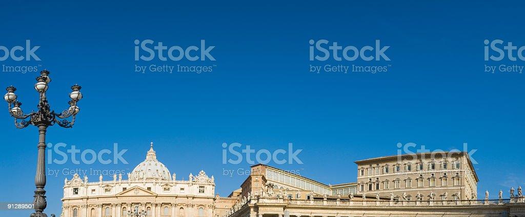 Vatican City, Rome royalty-free stock photo