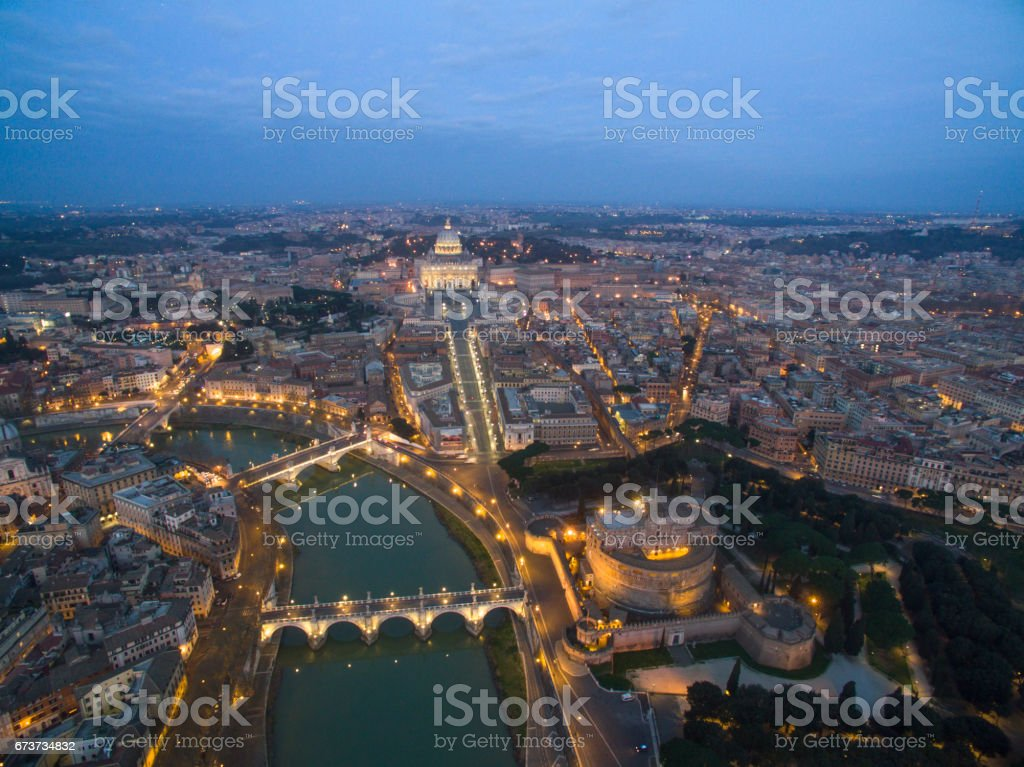 Italie du Vatican photo libre de droits