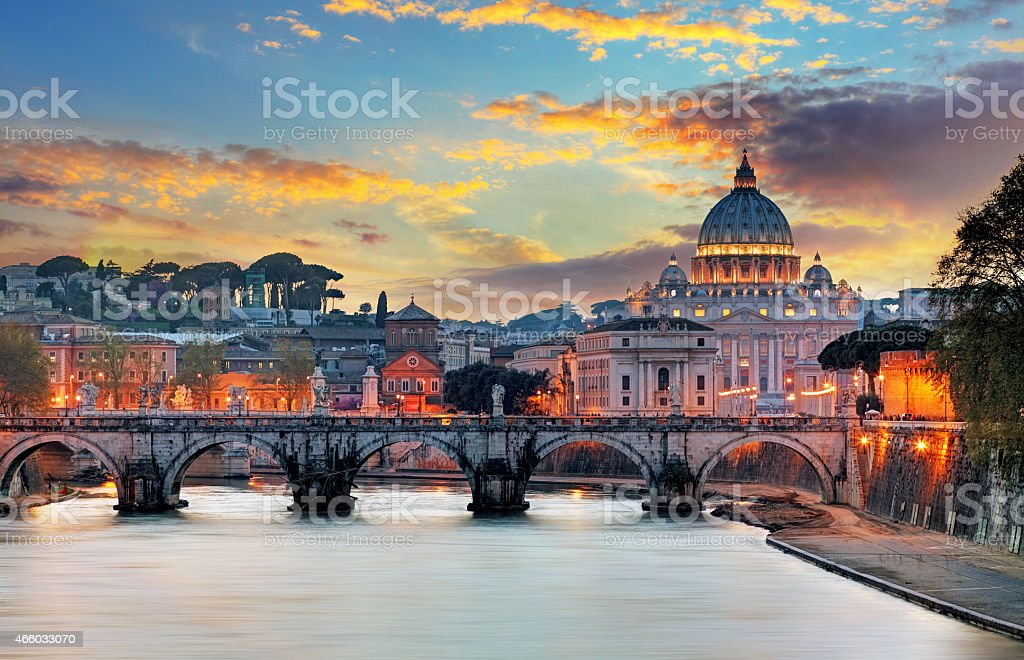 Vatican, Rome stock photo