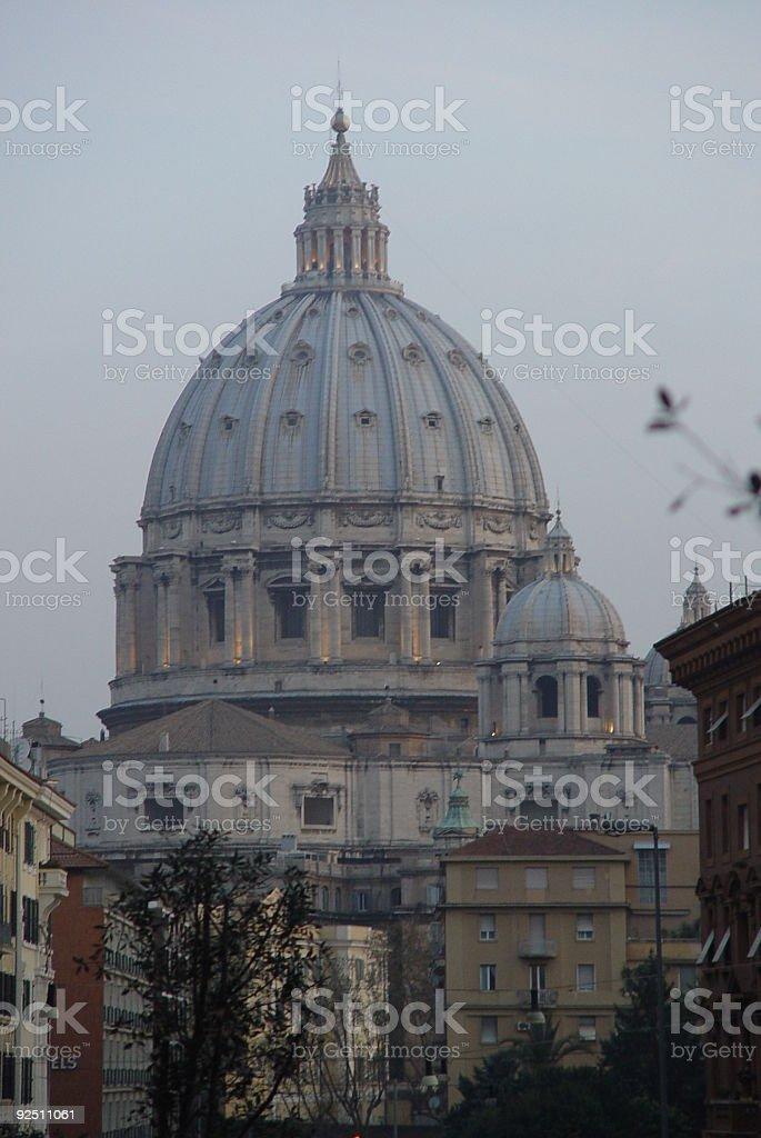 Vaticano royalty-free stock photo