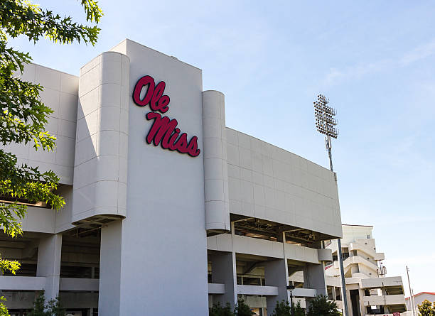 Vaught-Hemingway Stadium at Ole Miss