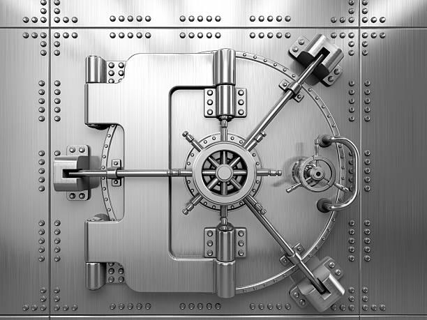 vault zimmer - safe stock-fotos und bilder