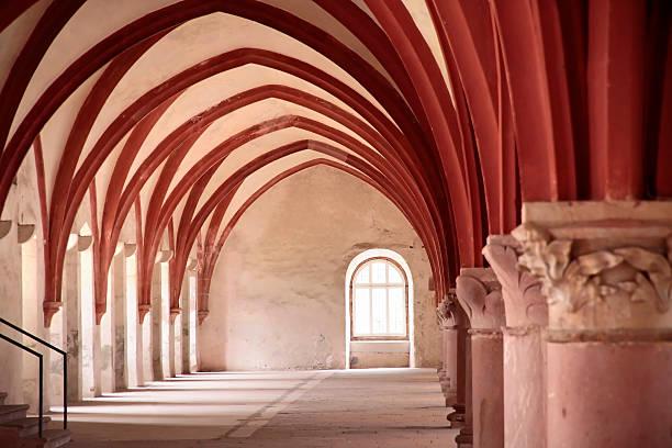 Vault im Cistercian-Kloster – Foto