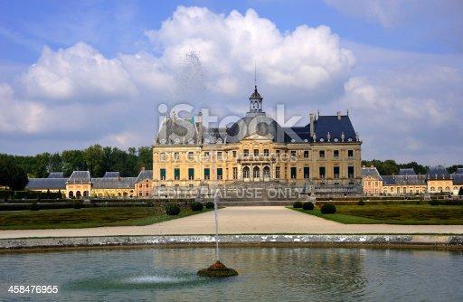 istock Vaux-le-Vicomte 458476955