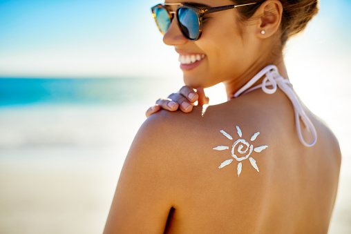 Ive All The Protection I Need Against The Sun Stock Photo - Download Image Now