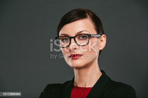 1126471588 istock photo I've always cultivated a strong sense of self-belief 1012369464