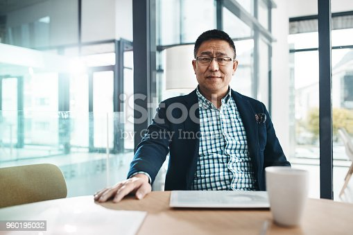 960195072 istock photo I've gained plenty of experience over the years 960195032