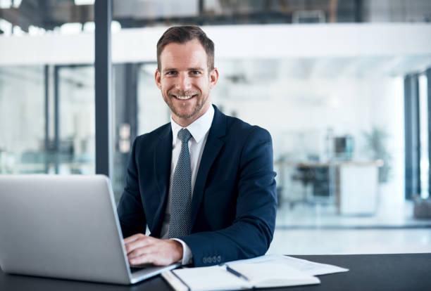 i've got my career right where i want it - sitting laptop стоковые фото и изображения