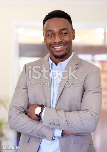 istock I've got some big goals to go after 892376180