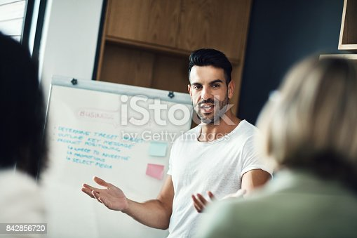 istock I've got something to share with all of you 842856720