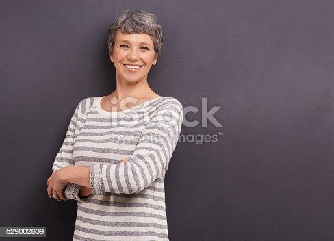 1173001813istockphoto I've made the most of my life 529002609