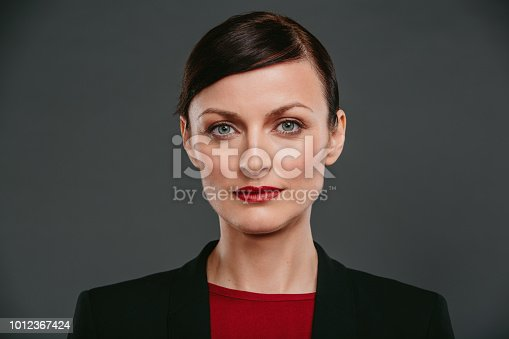 1126471588 istock photo I've never once doubted myself 1012367424