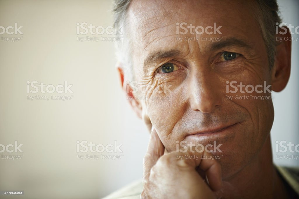 I've planned for my retirement, have you? stock photo