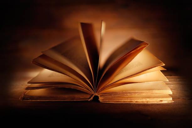vecchio libro vecchio libro con pagine aperte libro stock pictures, royalty-free photos & images