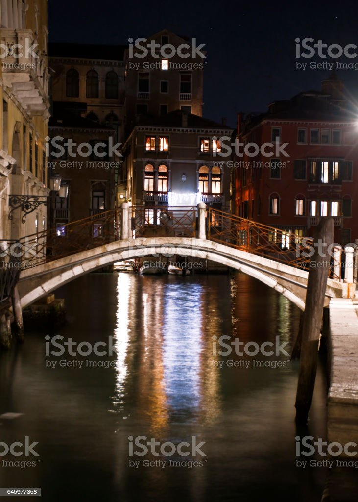 Vecchio ponte stock photo