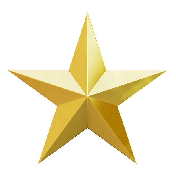 Weihnachten gold star – Foto