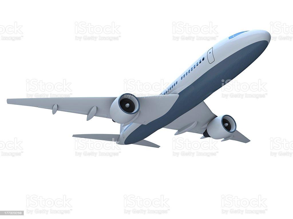 Avion à réaction - Photo