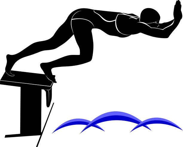 Vector image of a swimmerit is drawn in the style of engraving the picture id690428234?b=1&k=6&m=690428234&s=612x612&w=0&h=thh0lavvskqlinctzxqkg4dgdqvjsykzdpyfuoovkbq=