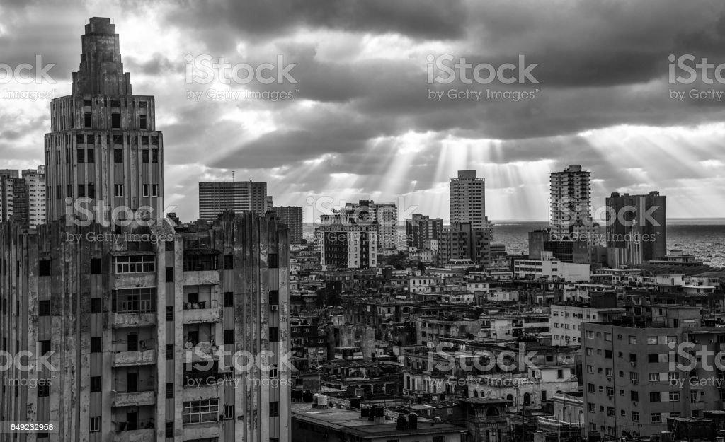 Vedado, Havana, Cuba stock photo