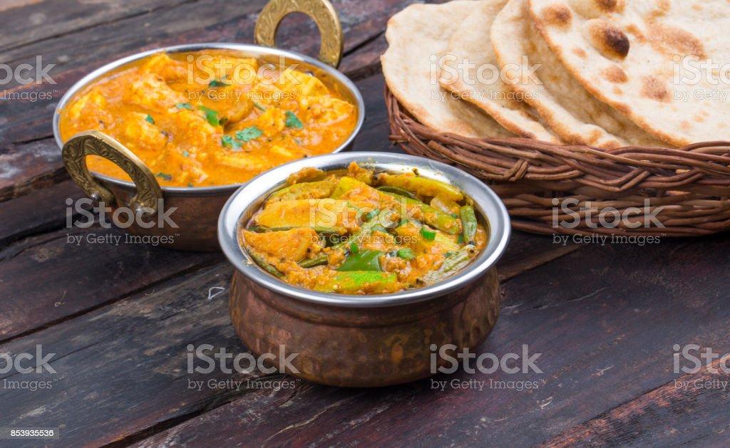 Veg Jaipuri stock photo