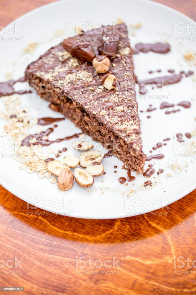 Vegan Cake stock photo