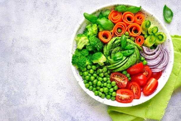 Bol déjeuner végétalien - Photo