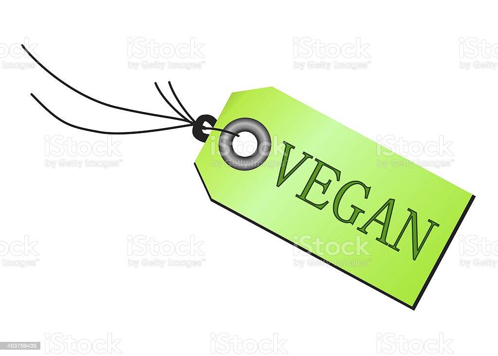 vegan pendant stock photo