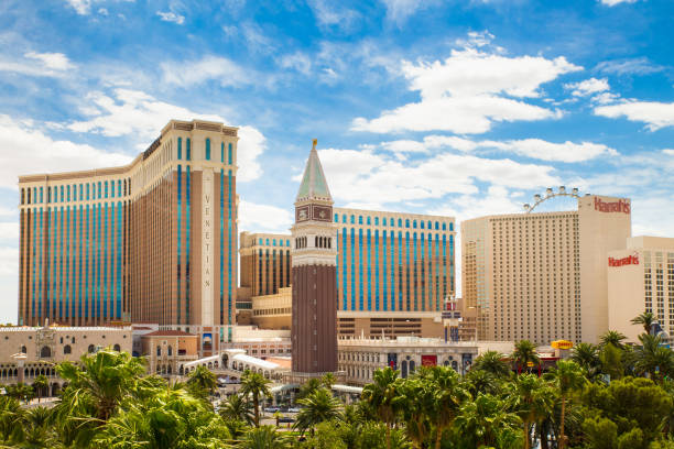 Vegas View stock photo