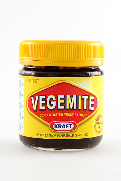 Vegemite stock photo