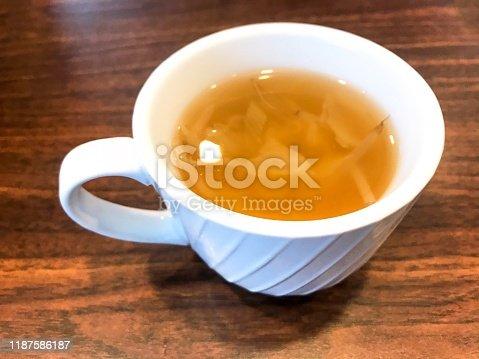 濃味肉清湯 / 肉煮浓味清汤 / 野菜コンソメスープ (Free Refill)