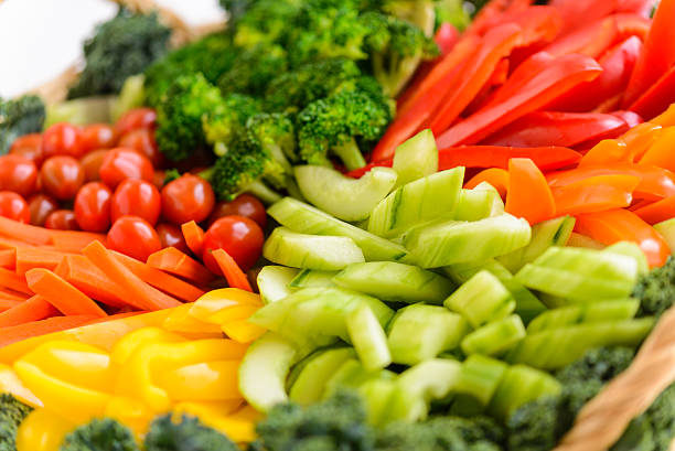 Gemüse-Crudité – Foto