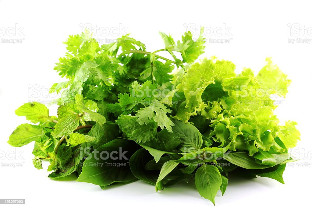 vegetable for thai food stock photo