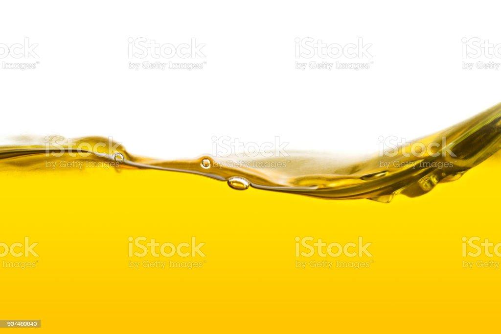 Pflanzenöl-Hintergrund - Lizenzfrei Abstrakt Stock-Foto