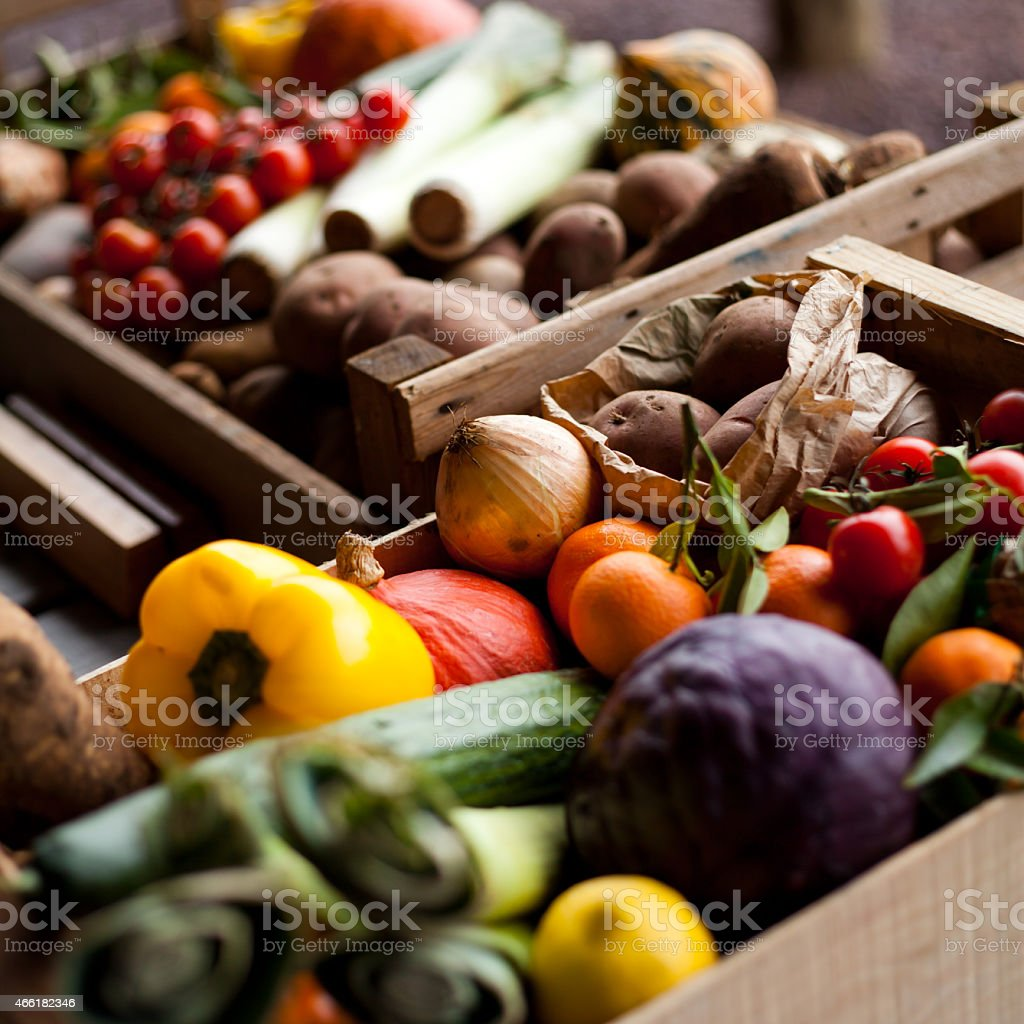 Vegetable stock photo