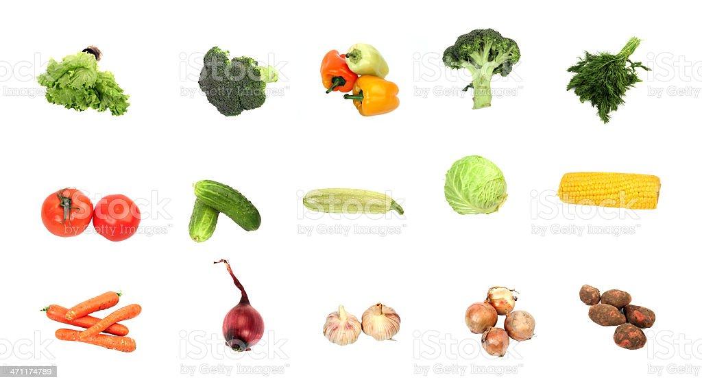 Vegetable . royalty-free stock photo