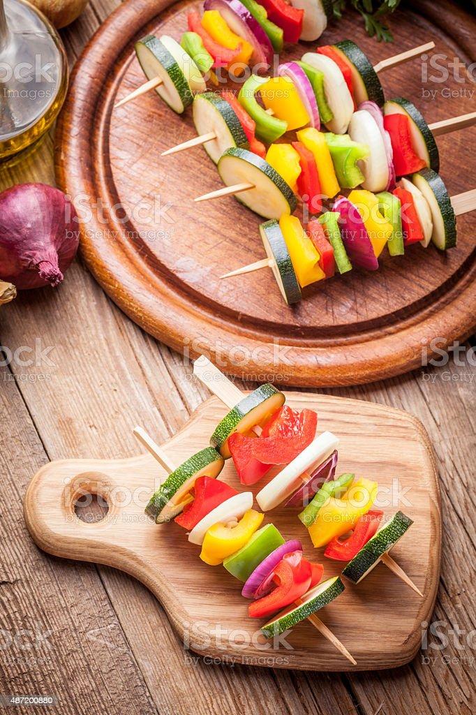 Gemüse schmecken lassen. – Foto