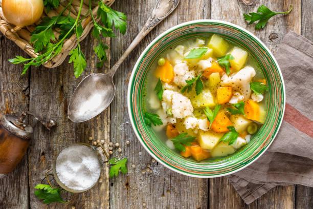 Soupe de légumes - Photo