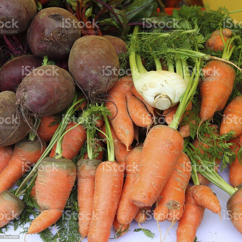 Vegetable variety royalty-free stock photo