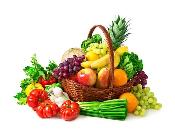 Gemüs'und Obst  – Foto