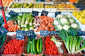 istock Vegetables at the market 171591860