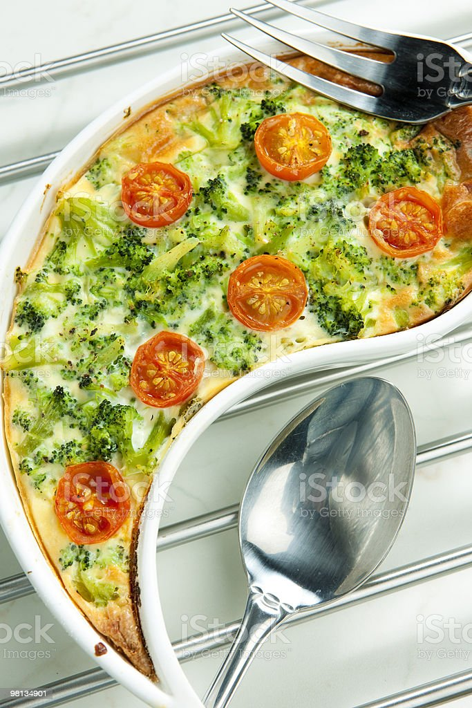 vegetables cake royalty-free stock photo
