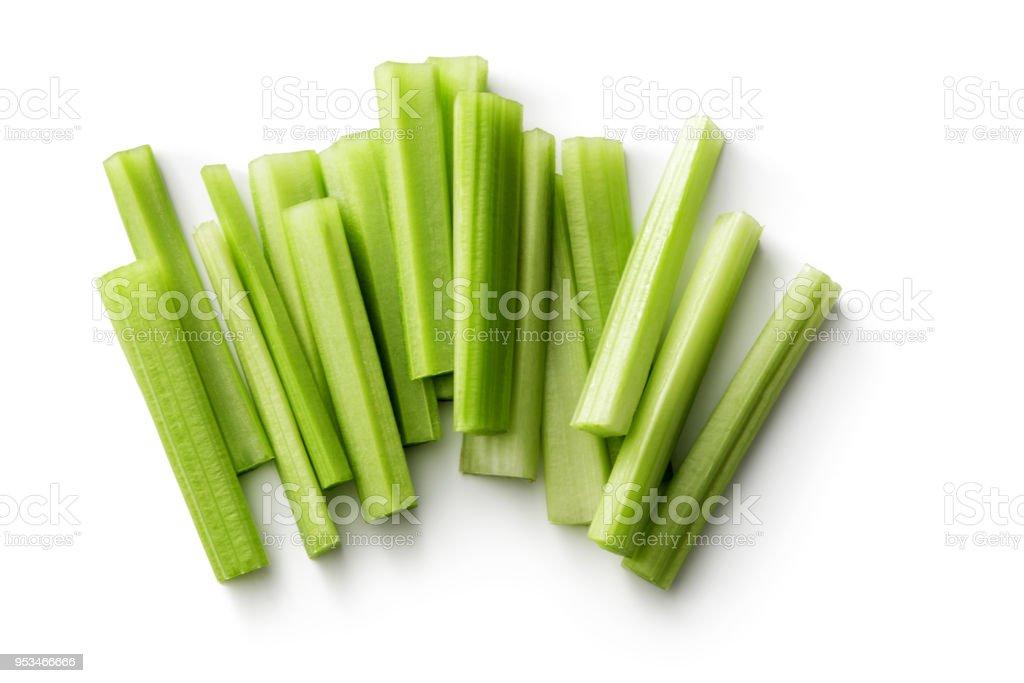 Vegetales: Apio - foto de stock