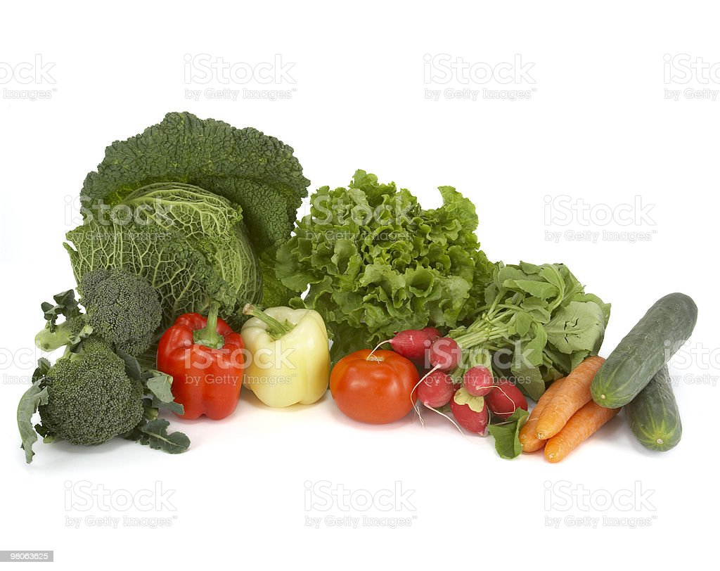 vegetables food nature diet royalty-free stock photo
