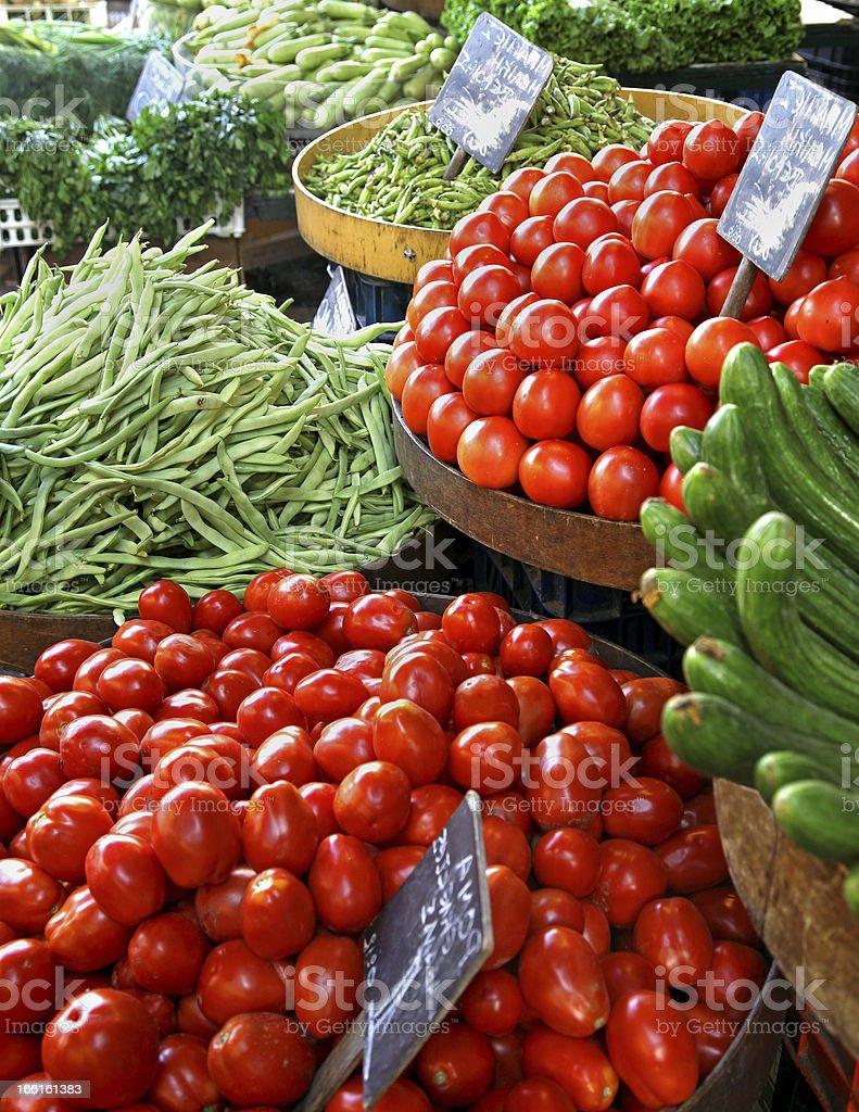 Vegetables fresh royalty-free stock photo