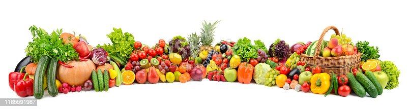 istock Vegetables, fruits, berries 1165591987
