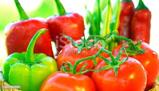 Vegetables  - Stock image