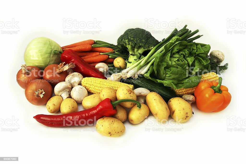 Vegetables Mixed royalty-free stock photo